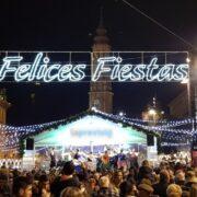 Saragossa, esclat d'activitat nadalenca